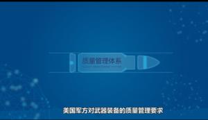 质量管理体系升级动画片